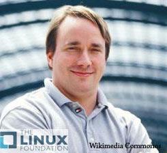 Linus Torvalds,criador do Linux