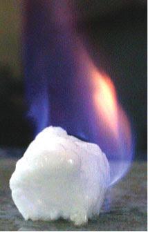 Gelo que queima