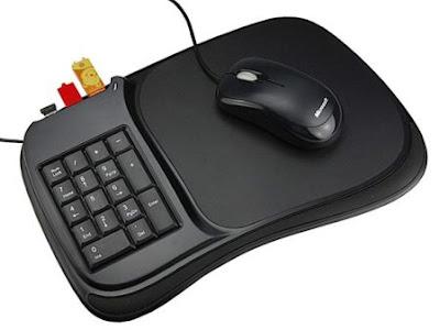 Mouse Pad 3 em 1