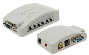 Adaptador VGA para TV