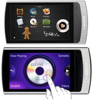 MP3 Samsung YP-R1