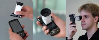 exame vista celular