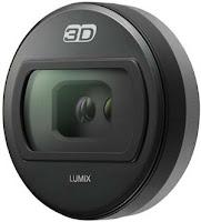 Lente Panasonic 3D LUMIX