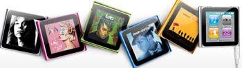 6G iPod Nano