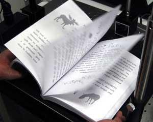 Scanner de livros