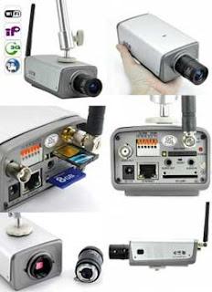 Câmera IP segurança wireless 3G
