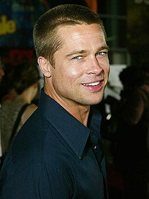 brad pitt Sebelum Mereka Terkenal... inilah pekerjaan mereka