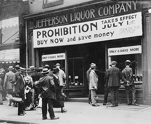 a review of the prohibition and the repeal of the 18th amendment Hiding the hooch - prohibition - photo - 1920s - 18th amendment - repeal - woman - women's rights - feminism - liquor - bar - tavern - beer.