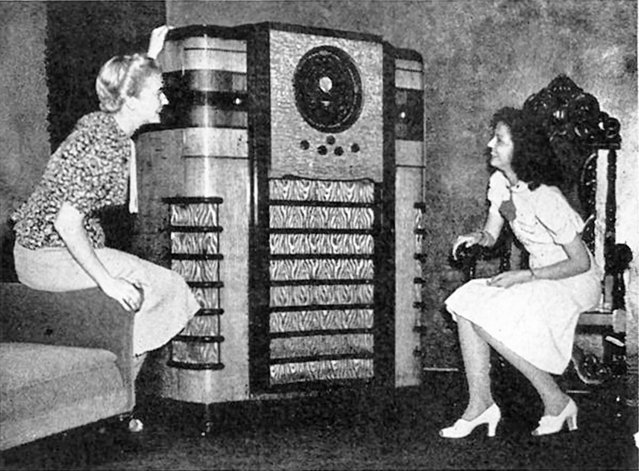 Free Old Time Radio Shows from The Golden Age of Radio!