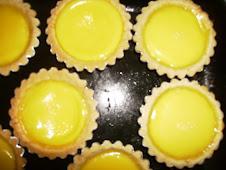 Egg Tarts