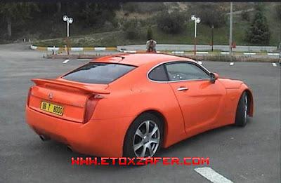 Turkish Sportscar