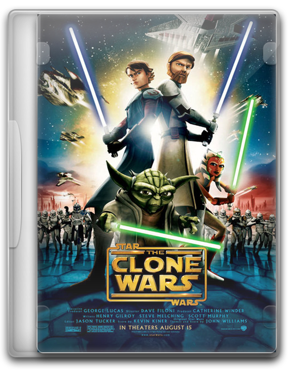 Assistir Online Star Wars The Clone Wars 1ª 2ª 3ª 4ª e 5ª Temporada Legendado