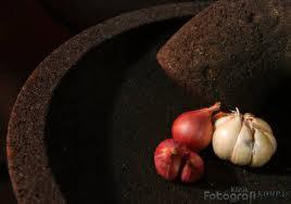 Bawang Merah dan Bawang Putih (Red Onion and Garlic)