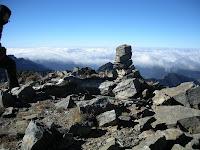 山友疊的石塊