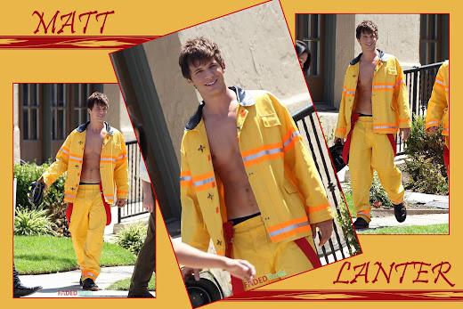 Matt SIZZLES in fireman turnouts!