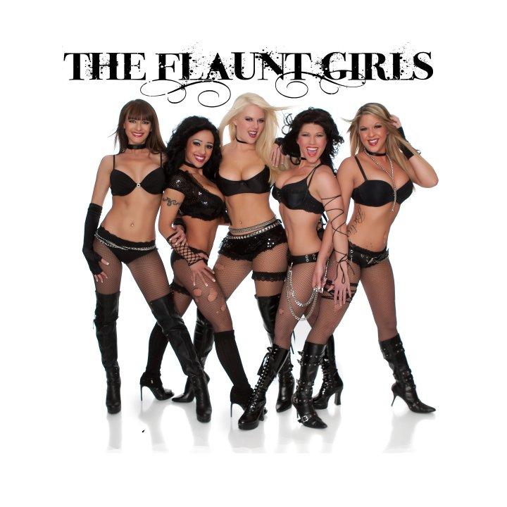 Full Throttle Saloon Flaunt Girls