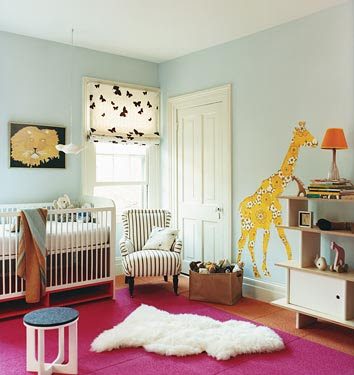 Paintingbaby Room on Sugar  Nursery Inspiration