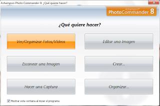 Ashampoo® Photo Commander v8.10 Multilenguaje (Español), Panorámicas y Álbumes Virtuales 2