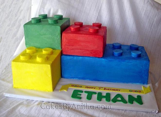how to make a block cake