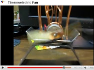 Thermoelectric Fan