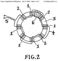 PDF Patente bloqueada por ser un generador de energia libre perpetua