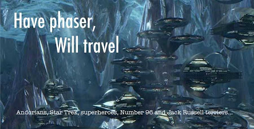 Have Phaser, Will Travel
