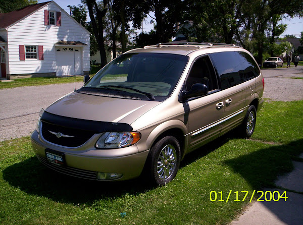 My 2002 Town & Country Limited