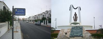monumento rocío jurado chipiona