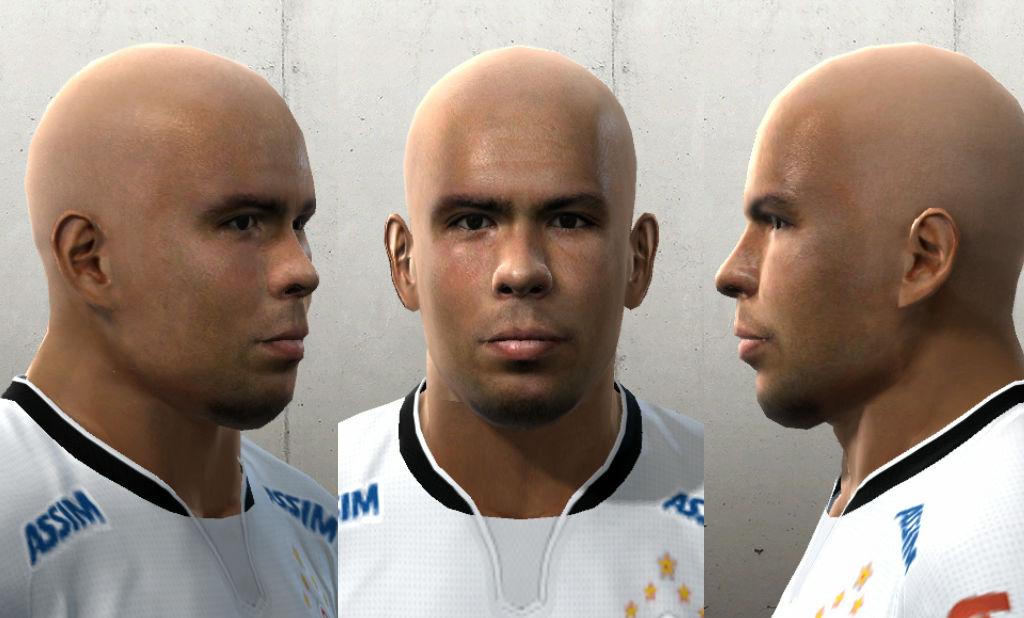 Pes 2010 - Ronaldo Face Preview