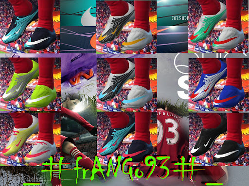 Pes 2010 - Nike MV VI HD Boots Preview