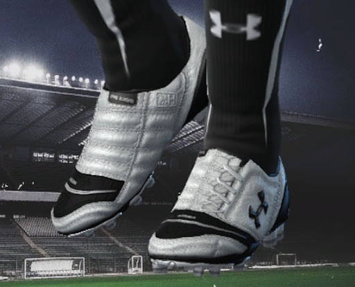 Pes 2010 - Under Armour Dominate Pro White-Black Preview