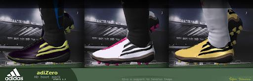 Pes 2010 - adidas Adizero Krampon Preview