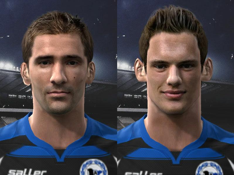 Mijatovic & Delura Faces Preview