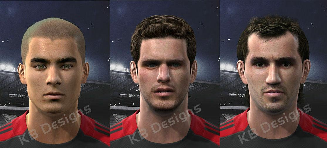 Leverkusen Mini Facepack Preview