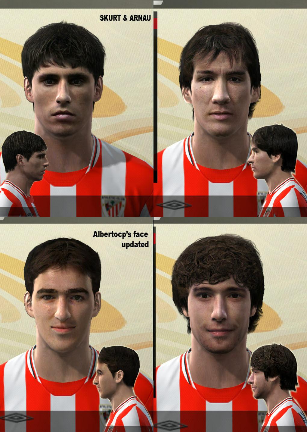 Athletic Bilbao Facepack Preview