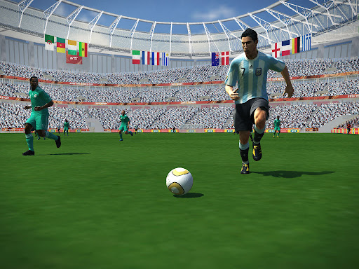 Pes 2010 World Cup Patch (1,01 Fix) Screen1