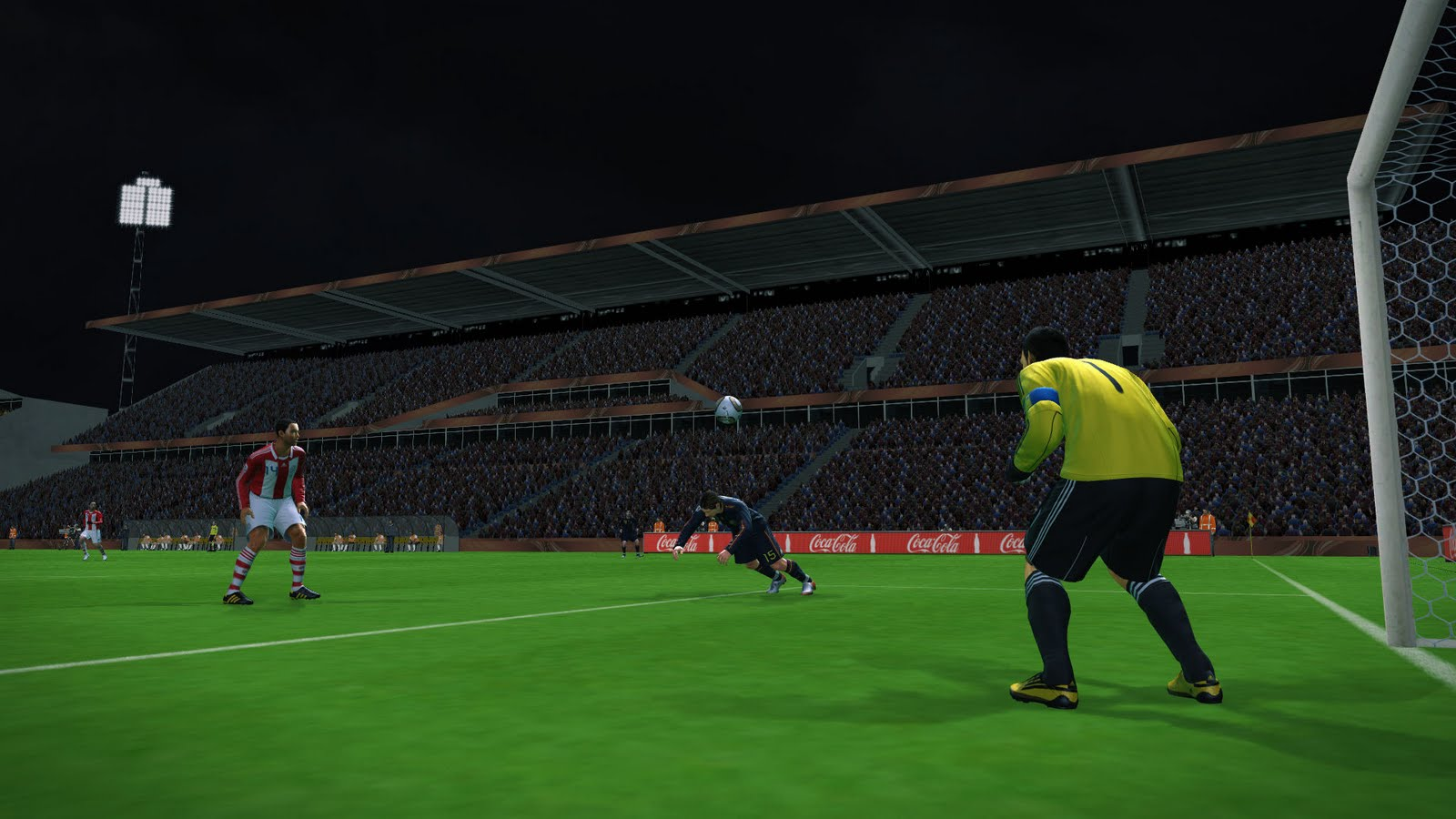 PESEdit.com 2010 FIFA World Cup Patch 1.2 - RELEASED! - PESEdit Blog