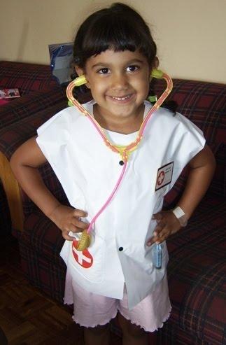 Nurse Rachel Yon