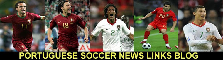 Portuguese Soccer News Links Blog