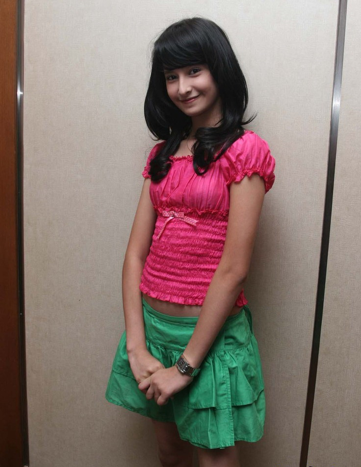 Foto Afifa Syahira Artis Cantik Abg Indonesia celebrity indonesian picture