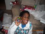 Enoch as a boy