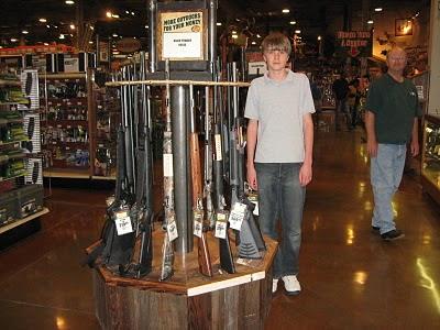охота в США