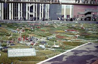 World's Fair Photos: How's this for a map? on