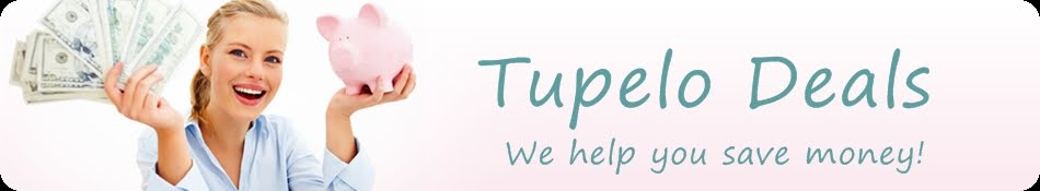Tupelo Deals - Product Reviews, Giveaways, Grocery Coupons, Printable Coupons, Freebies