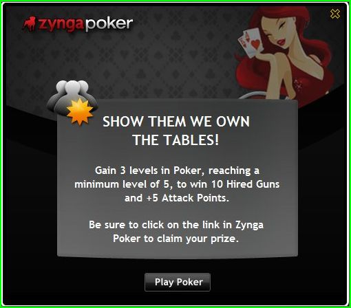 game zynga poker