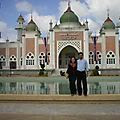 Masjid Pattani,Selatan Thailand