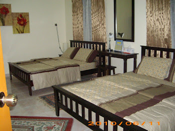 HOMESTAY 2 KING BED