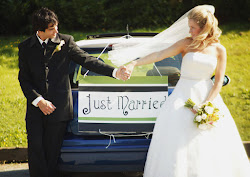 JUST MARRIED....Go Honeymoon