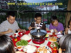 DINNER STEAMBOT