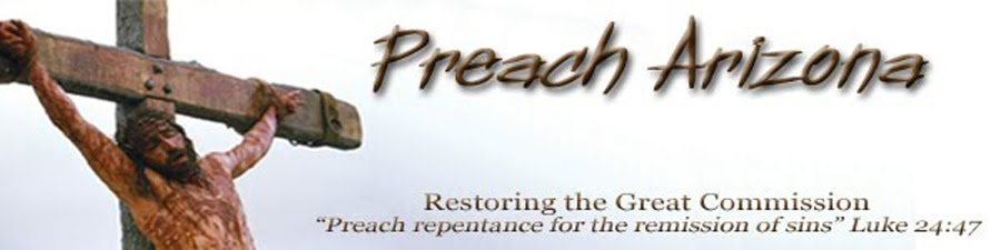 ASU Campus Preacher | Christian Theology